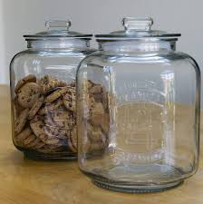 Glass Canisters Kitchen Giant Glass Jar By Freshly Forked Notonthehighstreet Com To Use