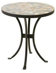outdoor mosaic accent table side table outdoor side tables mosaic table nz outdoor side ideas of
