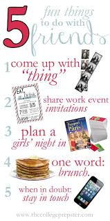 22 best things to do with friends images on bffs