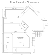 house and floor plans seating and floor plan the douglas beach house