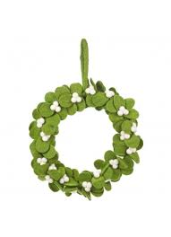 where to buy mistletoe buy mistletoe wreath christmas collection felt so
