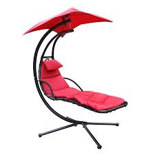 Swinging Lounge Chair New Swinging Hammock Canopy Lounger Chair Hjh022 Uncle Wiener U0027s