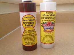 All Natural Sunless Tanning Lotion This Stuff Helps Get Even The Whitest Person Tan Neither Is Over