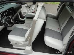 1994 Gmc Sierra Interior Chevy Silverado Clazzio Seat Covers