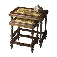 butler specialty nesting tables butler specialty 2290070 heritage nesting tables lowe s canada