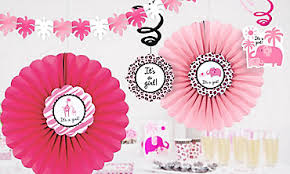baby shower decorations for girl baby shower decorations for party city