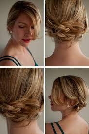 Frisuren Mittellange Haare Hochzeit by 113 Ideen Für Flechtfrisuren Simpel Effektvoll Feminin