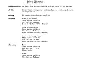 resume make a free resume and save it shocking free printable