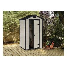 casette ricovero attrezzi da giardino casetta in polipropilene lineus 4x3 0 98 m皺 prezzi e offerte