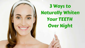 Natural Ways To Whiten Your Teeth Yellow Teeth In Home Remedies Number 1 Home Remedy Yellow Teeth