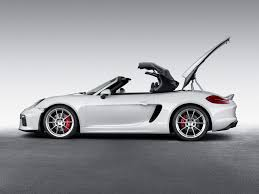 custom porsche boxster the 2016 porsche boxster spyder says less is more art of gears