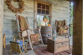 How To Decorate A Log Home Log Cabin Porches To Decorate Or Not Handmade Houses With