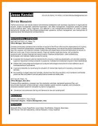 office manager resume template administrative assistant resume