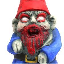 Lawn Gnome Halloween Costume Zombie Garden Gnome Gaggifts
