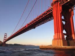 below golden gate bridge jpeg