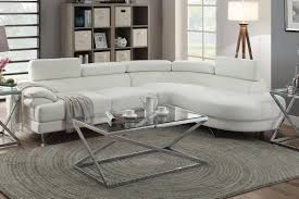 White Leather Sectional Sofa White Leather Sectional Sofa Steal A Sofa Furniture Outlet Los