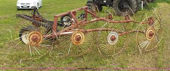 gehl 308 hay rake item k2226 sold june 8 ag equipment a