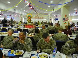 u s troops celebrate thanksgiving in afghanistan cbs dallas