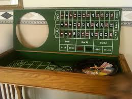 Craps Table Home Casino Gaming Blackjack Roulette Craps Table Ad 2426277