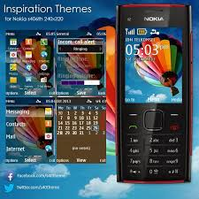 themes for nokia c2 touch and type inspiration themes nokia x2 00 240x320 s406th asha 206 themes