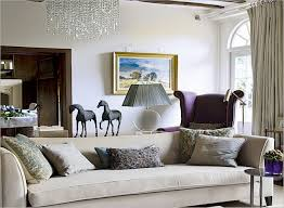 beautiful modern classic living room with modern classic interior