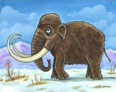woolly mammoth google lune