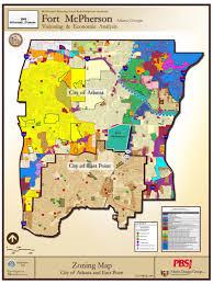 Map Of Atlanta Maps