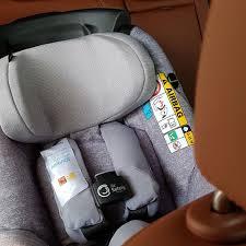 si e auto axiss il seggiolino con gli airbag bravi bimbi