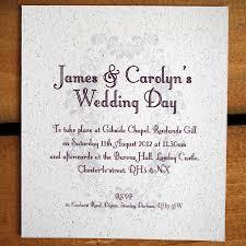 Example Of A Wedding Invitation Card Informal Wedding Invitation Wording Dhavalthakur Com