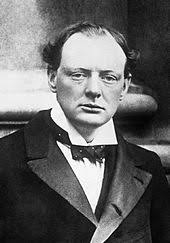 Winston Churchill And The Iron Curtain Winston Churchill Wikipedia