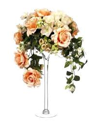 Tall Champagne Glass Vases Tall Flower Arrangements Tall Flower Arrangements With Vases