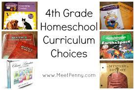 4th grade homeschool curriculum meet penny
