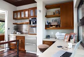 Kitchen Office Cabinets Office Design Gallery Waypoint Living Spaces