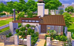 Vacation Home Designs The Sims 4 The Holiday Homeless Sims
