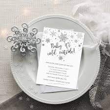 printable christmas party invitations silver snowflakes holiday party invitation winter party