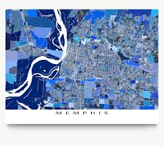 Map Of Memphis Tennessee by Reference Map Of Tennessee Usa Nations Online Project Map Usa