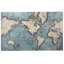 Pier 1 Home Decor Map Of The World Art Pier 1 Imports