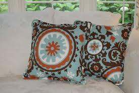 Custom Designer Pillows Made From Silks And Linen Fabrics