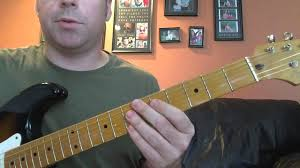country double stop guitar riff in style of jerry reed youtube