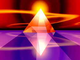 crystal light wallpapers crystal pyramid mobile wallpaper places to visit pinterest