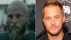 travis fimmel hair for vikings what the cast of vikings looks like in real life