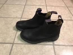 s boots size 9 s blundstone 560 insulated boots size 9 5 black like