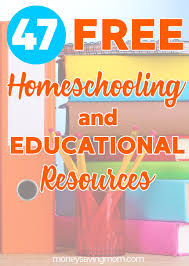 Free Homeschool Curriculum Resources Archives Money | free homeschool curriculum resources archives money saving mom