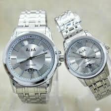 Jam Tangan Alba Pasangan jam tangan alba jam tangan murah bogor