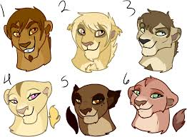lions for sale lions for sale or trade by ocrystal on deviantart