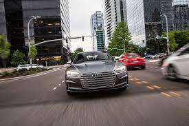 lexus gs400 vs bmw 540i 2018 audi a5 s5 sportback first drive review