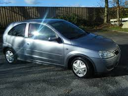 vauxhall silver vauxhall corsa 1 0 design 12v twinport 3dr for sale in heywood