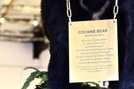 Bear Cocaine Meme - pablo eskobear the story of the legendary cocaine bear of