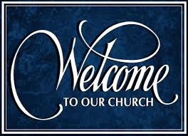 church letters and welcomes for ministries u2022 churchletters org