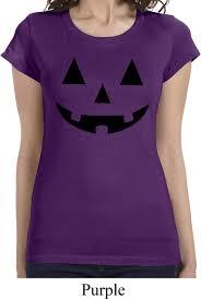 ladies halloween t shirts ladies halloween shirt black jack o lantern longer length tee t